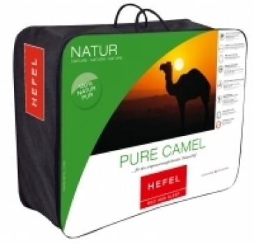 Hefel Pure Camel Bettdecke Medium-GD